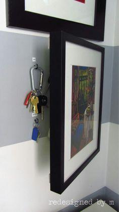 Cachette clefs