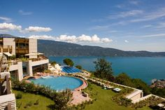 LeFay Resort, Gargnano, Italy, on Lago di Garda (Lake Garda) halfway between Brescia and Verona, on the way to Venezia.  Maybe, one day ...