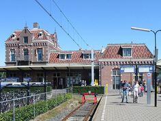 Monumentera - Locatie - Station Enkhuizen