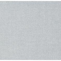 Organic Eco Twill Home Decor and Apparel Fabric in Silver PO2029