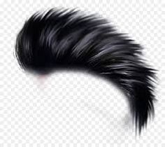 hair png for picsart Short Black Hair Wig, Short Black Hairstyles, Black Background Photography, Black Background Images, Photoshop Hair, Hair Clipart, Download Hair, Hair Images, Image Hd