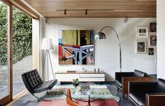 The Melbourne home of Dale Nixon and Rowan Lodge. Photo – Eve Wilson, Production – Lucy Feagins / The Design Files.
