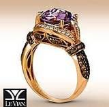 Least fav of the LeVian rings but still gorgeous.