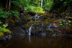 Water without fall by Tomáš Vohryzka on 500px
