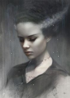 Frankie by Tom Bagshaw