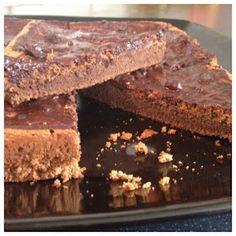 Cuisine Ma-Ligne!: Reine de Saba ( gâteau au chocolat ) ww 4pp