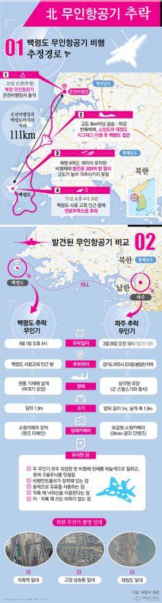 北 무인항공기 대량 보유… 무인기 193장 촬영사진 확인 [인포그래픽] #North #Infographic ⓒ 비주얼다이브 무단…