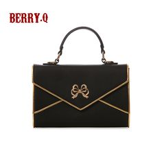 Berry.Q -Love Letter- Envelope Shaped Vintage Lolita Handbag Cross Body Bag