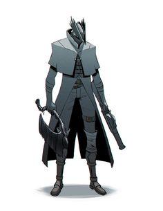 Boris Maita Sketches Bloodborne Concept Art, Bloodborne Art, Bloodborne Characters, Fantasy Characters, Soul Saga, Character Art, Character Design, Old Blood, Dark Souls Art