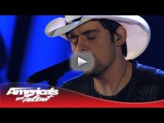 "Brad Paisley - ""I Can't Change the World"" Performance on AGT - America's Got Talent 2013 - See country superstar Brad Paisley perform his latest hit ""I Can't Change the World"" on America's Got Talent. Subscribe Now for More AGT: 