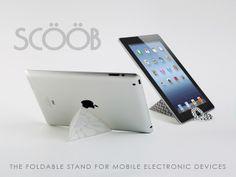 Scööb - the stand for your tablet by ::jaroslav chorny:: — Kickstarter