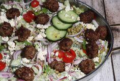 De gezonde recepten van Ursie Slow Cooking, Cobb Salad, Meat, Food, Beef, Meal, Essen, Hoods, Slow Cooker