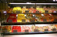 The candy counter. Does anyone else remember when Sears and J.C. Penney's stores had candy counters?