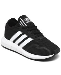$50.0. ADIDAS ORIGINALS Sneaker Adidas Little Boys Swift Run X Casual Sneakers From Finish Line #adidasoriginals #sneaker #sport #activewear #shoes Casual Sneakers, Adidas Sneakers, Finish Line, Little Boys, Adidas Originals, Active Wear, Running, Shoes, Black