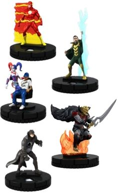 Other Miniatures & War Games Toys & Hobbies Able Heroclix Harley Quinn And The Gotham Girls #002 Joker *c* A Complete Range Of Specifications