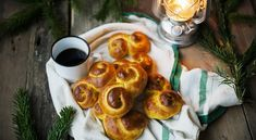 8 Swedish Christmas Desserts Made for Festive Baking #food #recipes #spiralizer