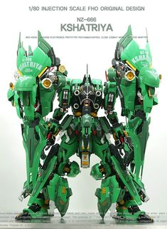 ACOUSTIC's 1/80 NZ-666 KSHATRIYA FULL HATCH OPEN VER (INJECTION KIT) Review, No.18 Big Size Images http://www.gunjap.net/site/?p=329248