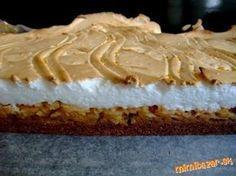 Jednoduchý a pritom výborný koláčik. My sme robili tento krát jablkovú verziu, pretože máme kopu dom... Cheesecake, Food And Drink, Pie, Baking, Recipes, Cakes, Basket, Torte, Cake
