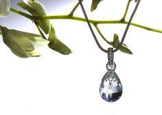 Greenish Blue Beryl Necklace