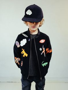 FINGER IN THE NOSE + HABIT CACTUS   Exclusive capsule collection.  Discover our full scratchable jacket and cap, and customize it with our exclusive sets of leather patches. Scratch and unscratch endlessly!  https://www.fingerinthenose.com/collections/all/focus?sort_by=created-ascending