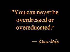 By Katia Creative Studip - Oscar Wilde Quote
