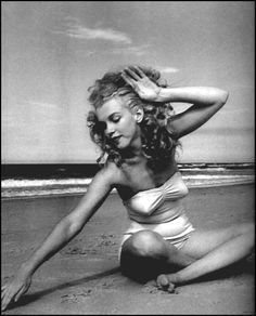 """I don't mind living in a man's world as long as I can be a woman in it."" Marilyn Monroe"