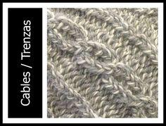 Telar Trenzas / Cables en Telar Redondo / Circular