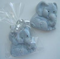 Animal Soap Favor.