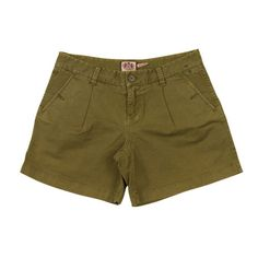Juicy Couture Khaki Army Green Bermuda Shorts Summer Holiday - Size 6 Beautiful Legs, Summer Shorts, Army Green, Juicy Couture, Warm Weather, Bermuda Shorts, Casual Shorts, Essentials, Play