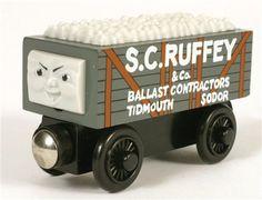 Thomas the Tank Engine & Friends Wooden Railway - S.C. Ruffey Thomas & Friends