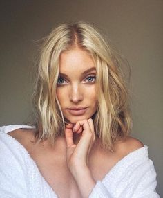 #NEW || My babe Elsa Hosk rocking her short hair. Is it just me or is this haircut on her a match made in heaven?? Almost forgot to mention she was shooting VS today as well. Now she's off to Los Angeles! @hoskelsa #elsahosk #victoriassecret #angel via DAILY VICTORIA'S SECRET ANGELS OFFICIAL INSTAGRAM - Apparel Fashion Bras Advertising Culture Beauty Editorial Photography Magazine Covers Supermodels Runway Models