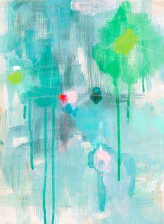 abstract fine art print . balance . a4 by BelindaMarshallArt