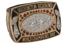 Mark Rypien's first Super Bowl ring is up for auction - The Washington Post