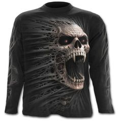 Rebelsmarket longsleeve t shirt black t shirts 4