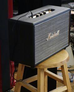 Marshall Hanwell: An 'iPod' speaker on steroids