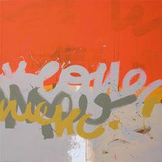 "Saatchi+Online+Artist+Franck+Chambrun;+Painting,+""D+204""+#art"