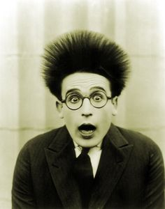 Harold Lloyd -- THE greatest silent film actor.  His work continues to influence Hollywood today.