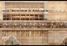 David Chipperfield Architects To Design Nobel Prize's New Home