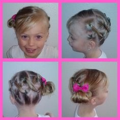 Astounding Ideas Toddler Hairstyles And Hair On Pinterest Short Hairstyles Gunalazisus