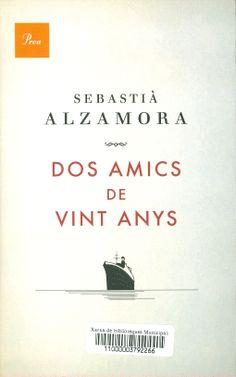 Els dos amics son els poetes Salvador Espriu i Bartomeu Rosselló-Pòrcel.