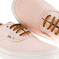 wholesale dealer f327d 90679 Women s Pale Pink Vans Authentic Slim Twill at schuh Tenis, Carteras,  Rosas, Furgonetas