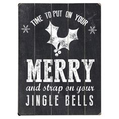 Jingle Wall Decor