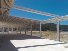 Know Your Options for Retractable Roof Pergola Designs - http://rodican.com/retractable-roof-pergola/
