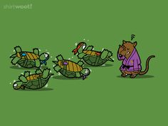 Turtle Training for $7