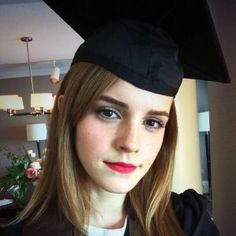 The Definitive Imagined Emma Watson Commencement Speech - MTV