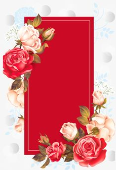 Red rose box PNG and Vector Flower Backgrounds, Flower Wallpaper, Wallpaper Backgrounds, Iphone Wallpaper, Ecommerce Webdesign, Webdesign Layouts, Free Frames, Borders And Frames, Corporate Identity Design