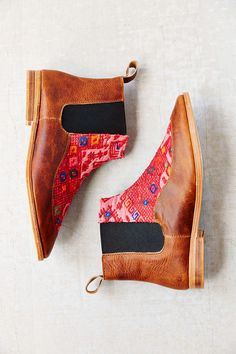 Osborn Nahuala Leather Chelsea Boot