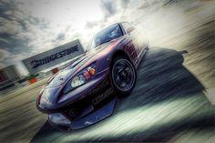 Image:Honda AEM S2000 Drift Car.jpg