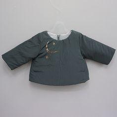 Alice Kids Star Moon Padding Jacket (3C)