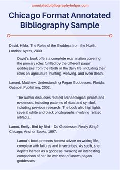How to write a title page in turabian format bibliography